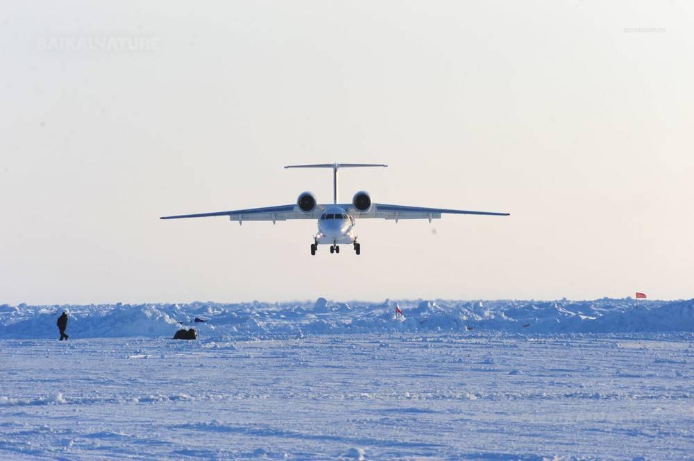 Flight to Barneo