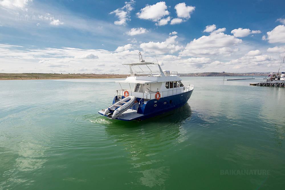 """Yacht """"Anna-Victoria"""""""