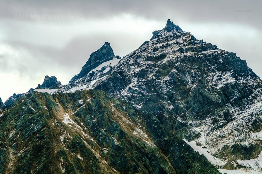 Большого Кавказского хребта  Эльбруса.