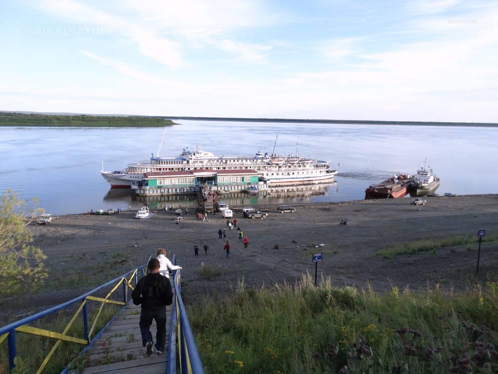 Turukhansk village