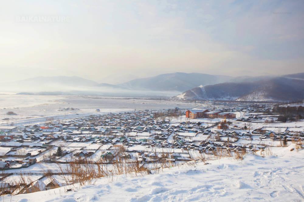 Култук - юг Байкала