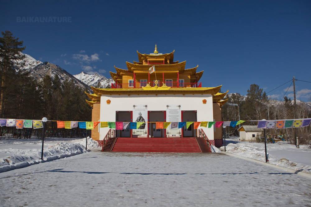 Храм Богини Янжимы