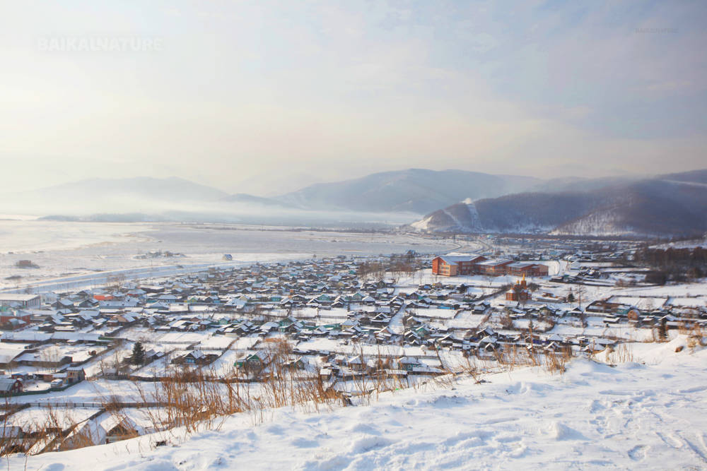 Kultuk - southe of lake Baikal