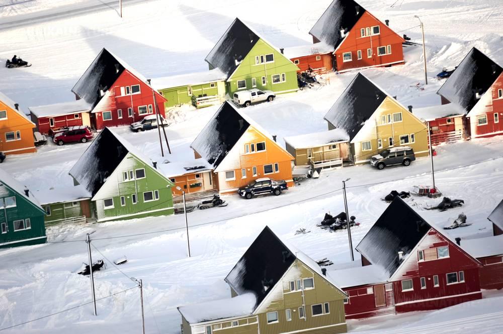 Longyearbyen, Spitzberg