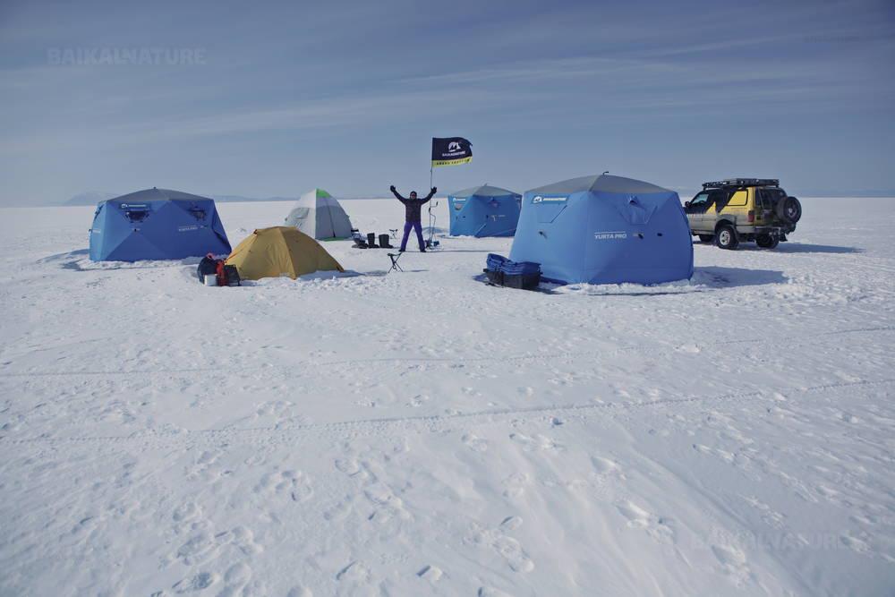 Ледовый лагерь