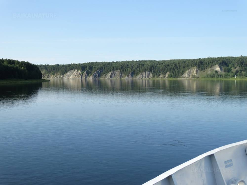 Yenisei river cruise